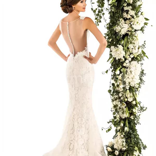 b24650b084ef Недорогие свадебные платья в Москве - где дешево купить свадебное платье