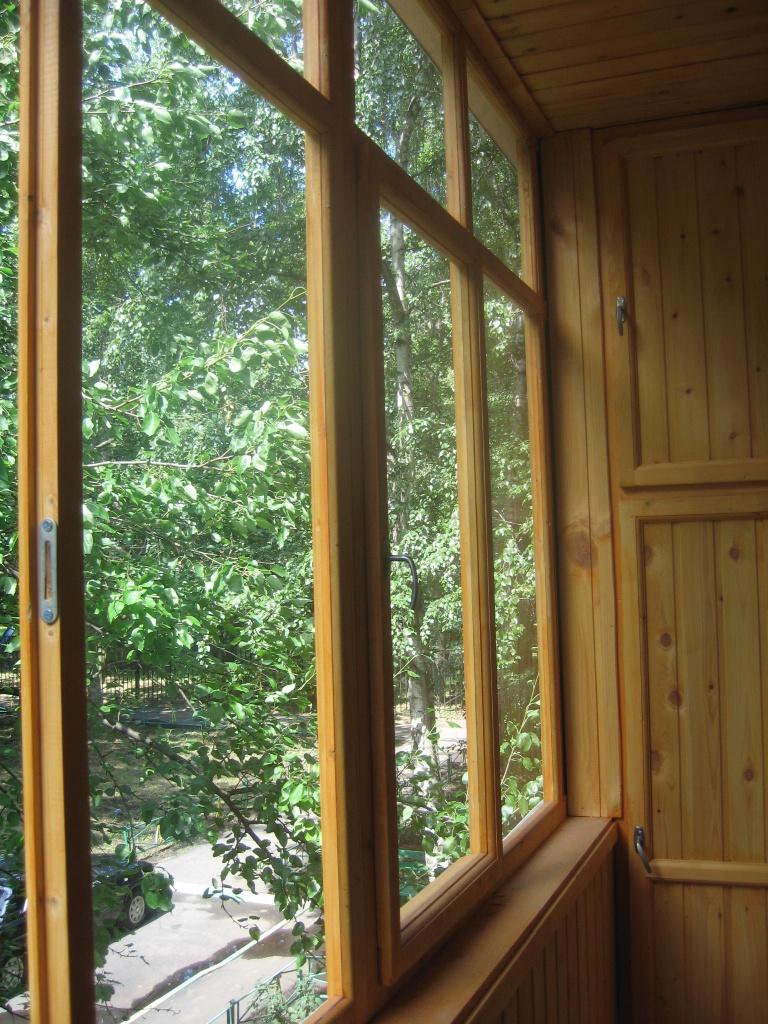 Остекление балконов в хрущевке и других домах, разница между.