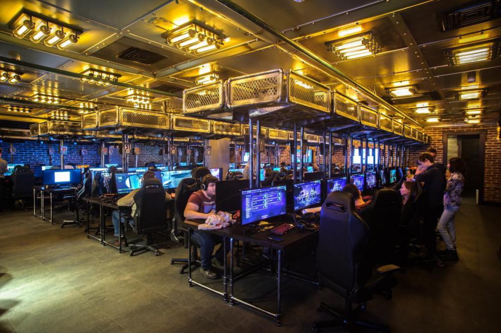 Дешевые компьютерные клубы москва ночные клубы краснодара вакансии