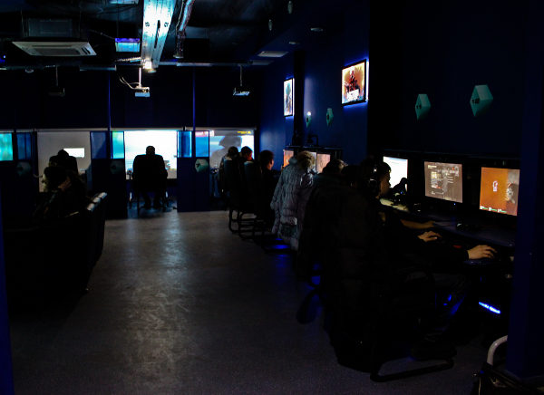 дешевые компьютерные клубы москва